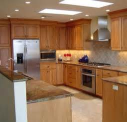 Kitchen Design Cabinet Maple Kitchen Cabinets Home Designer