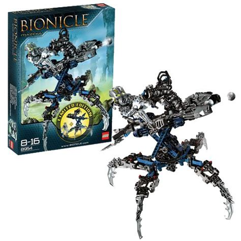 2008 lego bionicle mistika set of 8 mcdonalds youtube lego bionicle mistika vehicle limited edition boxed set