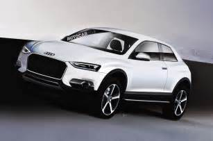 Audi Suv Second Audi Q2 Suv Planned For 2015 Autocar