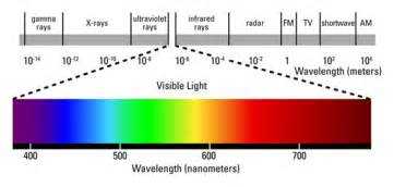 wavelength color spectrum nzilla test lab