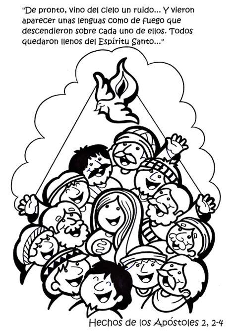 imagenes en blanco y negro del espiritu santo la catequesis recursos catequesis via lucis para pascua