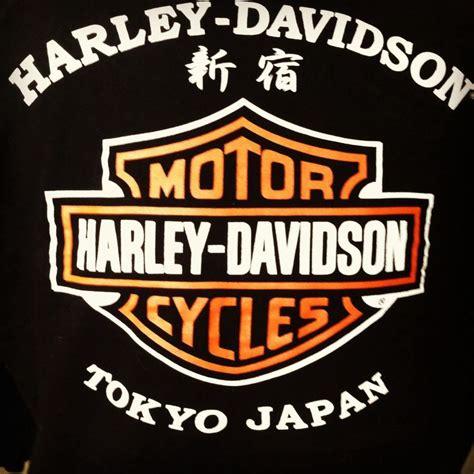 Kaos Harley Davidson Tokyo Japan harley davidson t shirt from japan bikes