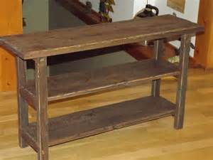 Distressed Entry Table Items Similar To Reclaimed Wood Distressed Entry Table Tv Stand Entertainment Center Side