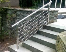 Stainless Steel Outdoor Handrails Stainless Steel Railing Outdoor Stairs Outdoor Metal Stair