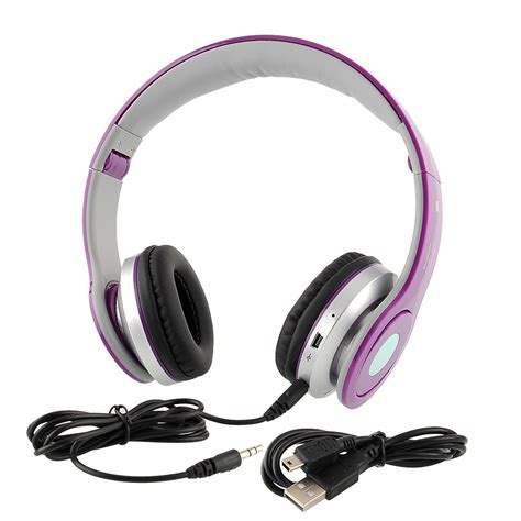 Headphones Headsets I Tech by Hi Tech Usb Wireless Bluetooth Stereo Headset For