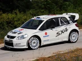 Suzuki Sx4 Wrc 2007 Suzuki Sx4 Wrc Race Racing Rally H Wallpaper