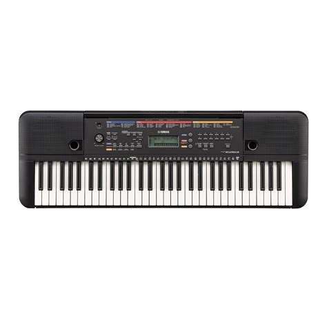 portable keyboard bench yamaha psr e263 portable keyboard with stand bench and