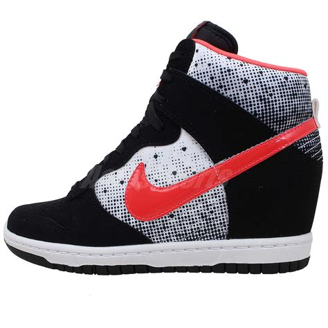 Nike Wedges For wedge nike shoes 28 images lyst nike lace up high top