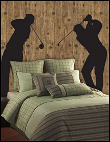 Golfer Bedroom Golf Theme Bedroom Decorating Ideas Golf Home Decor