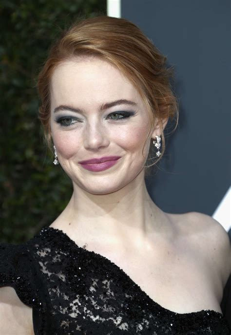emma stone golden globes emma stone 2018 golden globe awards in beverly hills