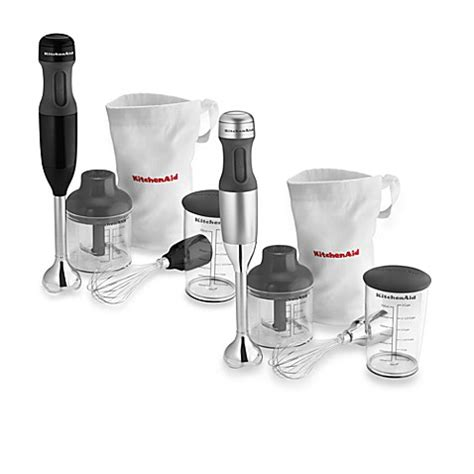 hand blender bed bath and beyond kitchenaid 174 3 in 1 immersion hand blender bed bath beyond