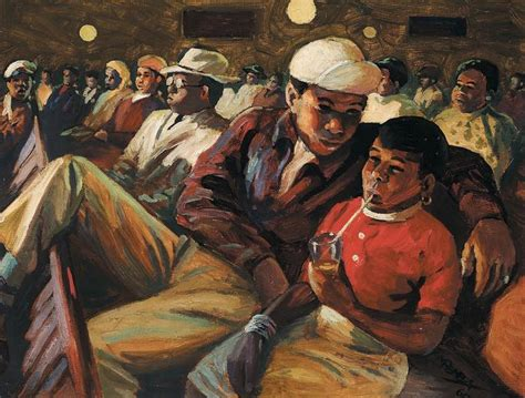 the audience 1960 george pemba wikiart org