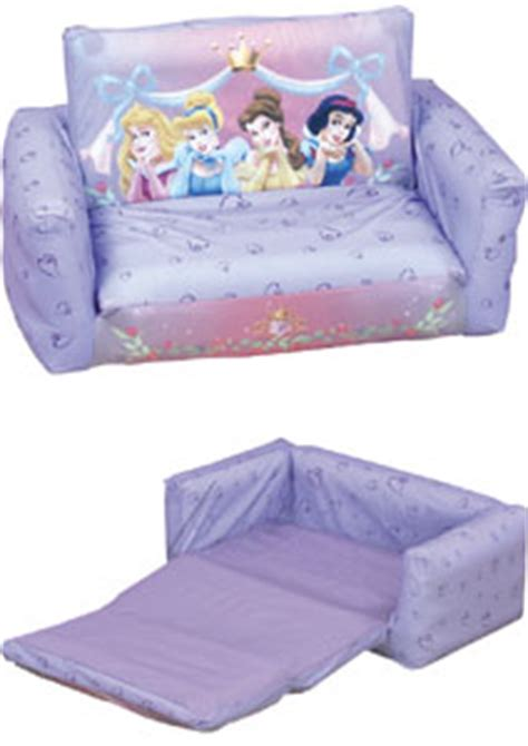 disney princess couch bed disney princess inflatable toddler sofa bed review
