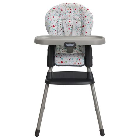 graco easy chair reclining high chair graco simple switch highchair booster tinker baby