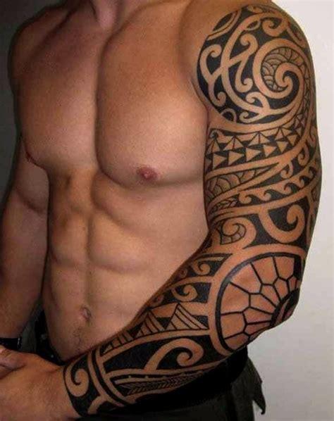imagenes tatuajes tribales para hombres brazo las 30 mejores ideas de tatuajes para hombres con