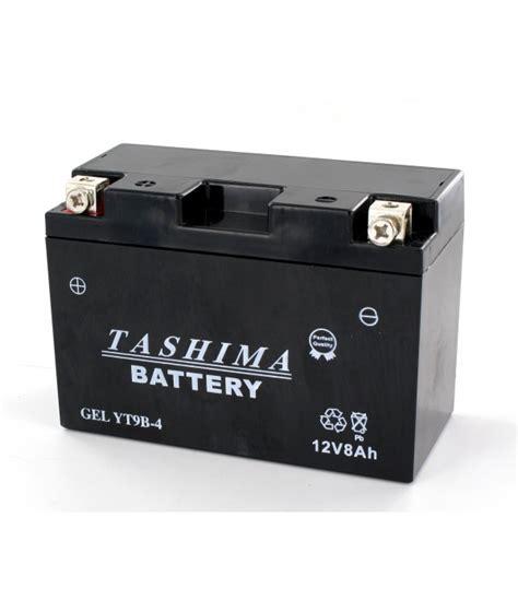 Motorrad B Gel Mobile batterie 12v 8ah yt9b 4 gel motorrad batteries4pro