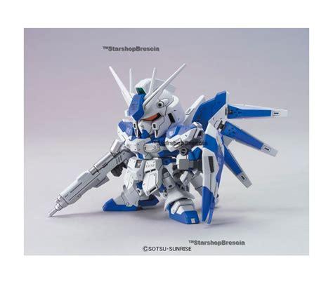 Sd Gundam Rx 93 Hi V Recoulor Papercraft gundam sd bb 384 rx 93 v2 hi nu v model kit