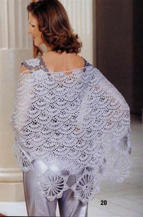 Chales En Crochet   chales en crochet imagui