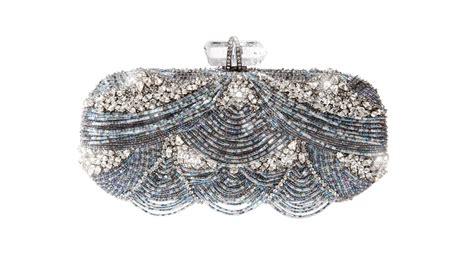 Swarovsky Clutch glittering marchesa clutches adorned with swarovski crystals limited edition extravaganzi