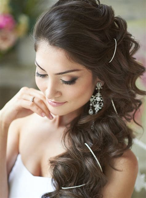 bridal hairstyles of long hair 20 most elegant and beautiful wedding hairstyles