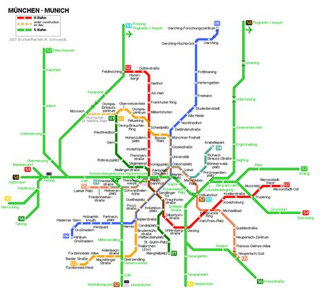 munich map munich map detailed city and metro maps of munich for orangesmile