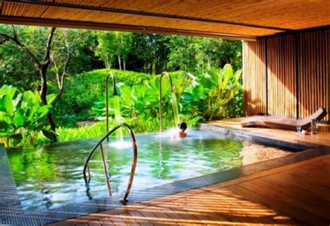 Open Air Bathroom Designs This Outdoor Bathroom Design Natural Open Air Bathroom