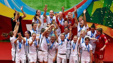 world chions usa wins 2015 fifa womens world cup u a tournament that broke all records fifa com