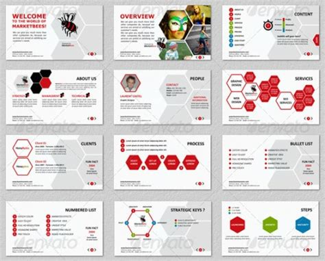 20 Best Business Powerpoint Presentation Templates Business Presentation Powerpoint Template