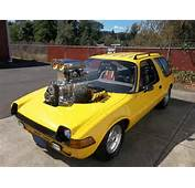 1977 AMC Pacer Wagon With Blown V8 – Engine Swap Depot