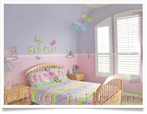 original bedroom original little girls butterfly bedroom ideas 10 unique