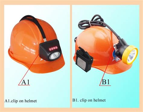 Senter 1 Watt atex ip65 waterproof led coal mining lights 1 watt rechargeable for coal mining of led mining light