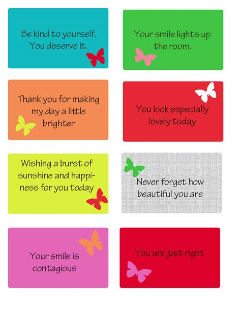 Random Acts Of Kindness Cards Templates by Mrs Ricefield Kindness Printables