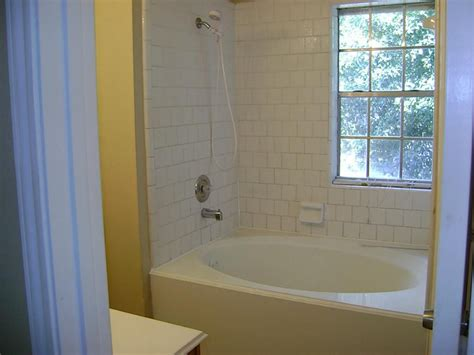 Garden Tub Shower by Garden Tub Shower With Curtain Master Bathroom S