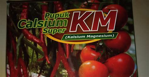 Pupuk Kalsium Cabe pupuk calsium km kalsium magnesium ayo berkebun