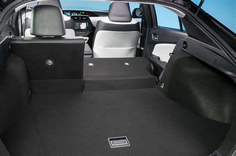 Prius Interior Space by 2016 Toyota Prius Four Touring Review