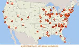 map of nuclear power plants in america us nuclear power plant shuttered energy matters