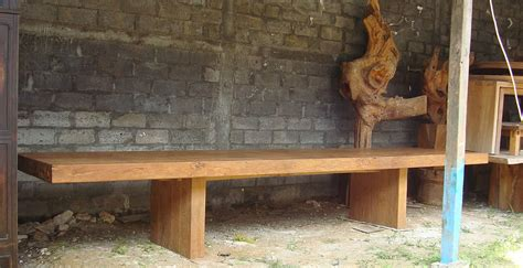 tavoli grandi dimensioni teak and soul mobili e tavoli rustici in teak elementi