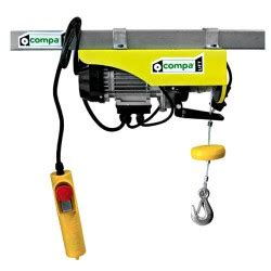 electric hoist compa lifter 100 200