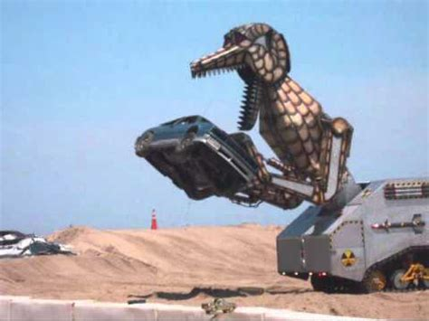 monsters   beach megasaurus youtube