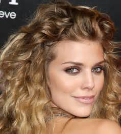 hair perm styles on different types of perms permed
