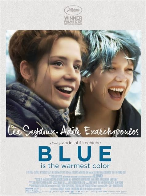 xplosion of awesome blue is the warmest color