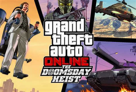 Gta Money Making Online - gta 5 online doomsday heist more money making dlc updates coming rockstar confirms