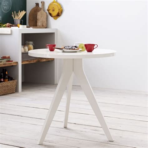 Diy Bistro Table Stylish Diy Bistro Table With Tripod Table West Elm Finelymade Furniture
