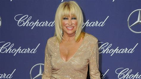 how hard is it to do suzanne somers hairstyle the evolution of suzanne somers since the 70s classy and