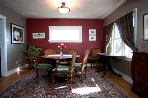 Burgundy Dining Room Burgundy Walls Search Dining Room Pinterest Taupe Accent Wall Colors And Colors