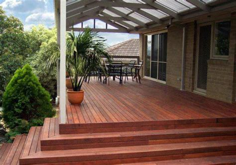 style ideas elevated decking verandahs amp decking