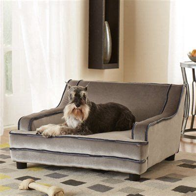 enchanted home pet co1536 12 mid century modern bed