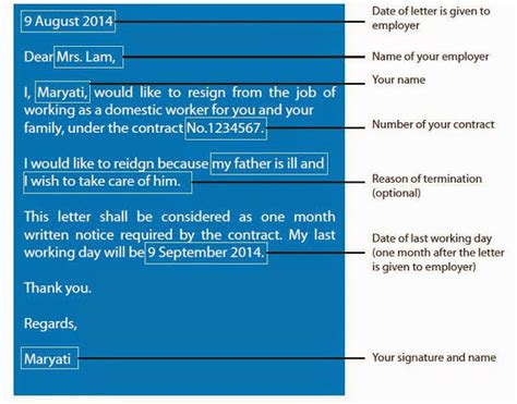 Employment Termination Letter Hong Kong Rights Of Migrant Domestic Workers In Hong Kong Termination Of Contract