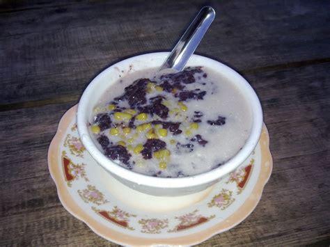delicious recipes bubur kacang hijaumung bean porridge