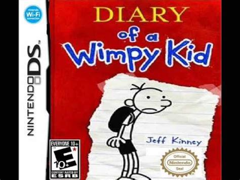 the diary of a diary of a wimpy kid the video game youtube